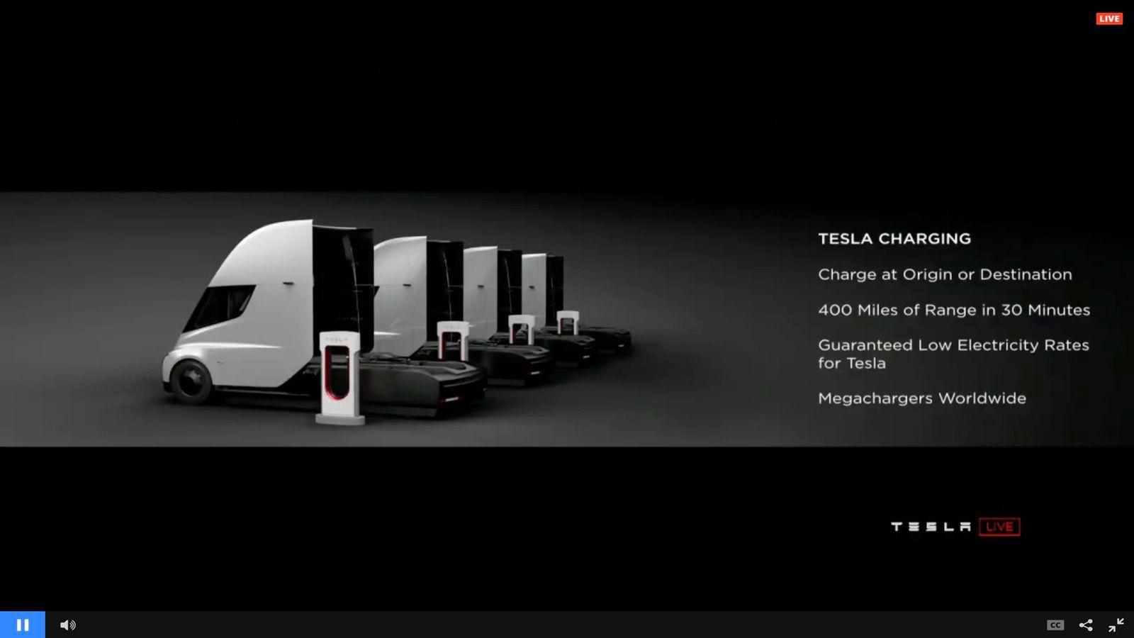 Tesla Semi и Tesla Roadster 2 - 5