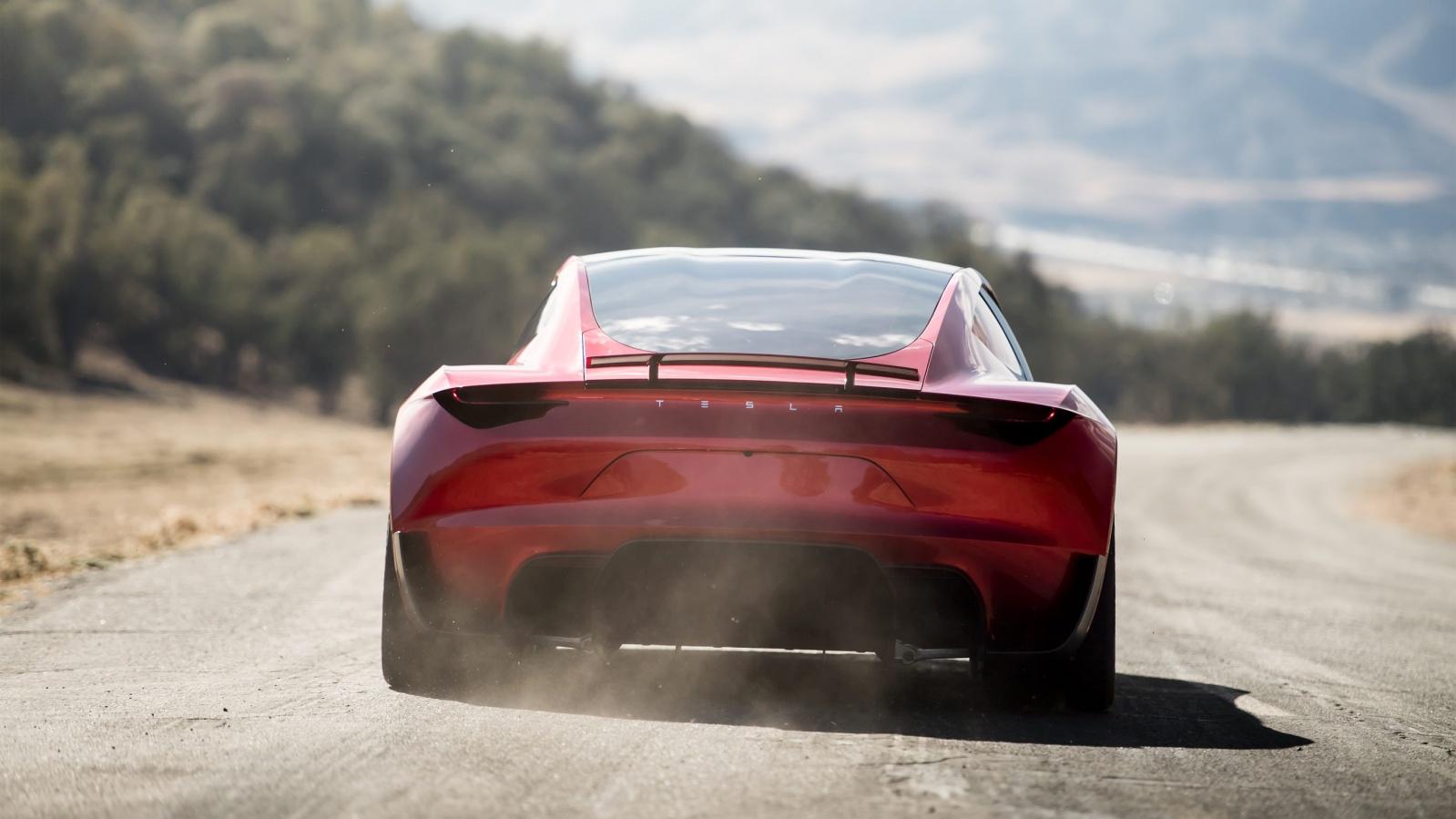 Tesla Semi и Tesla Roadster 2 - 8