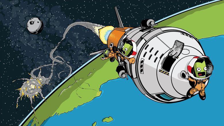 Фантастические инди-игры: Odyssey, Kerbal Space Program, ChromaGun и другие - 1