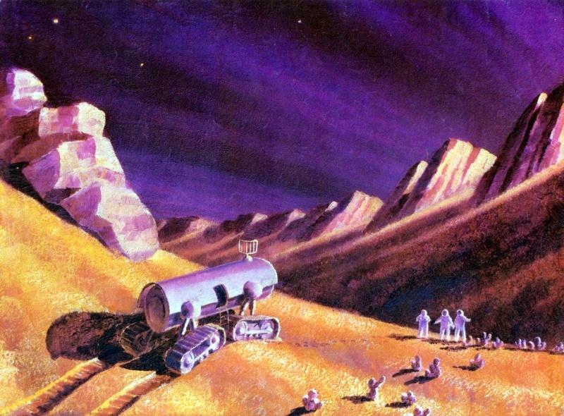 Космос и холст - 13
