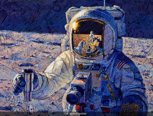 Космос и холст - 14