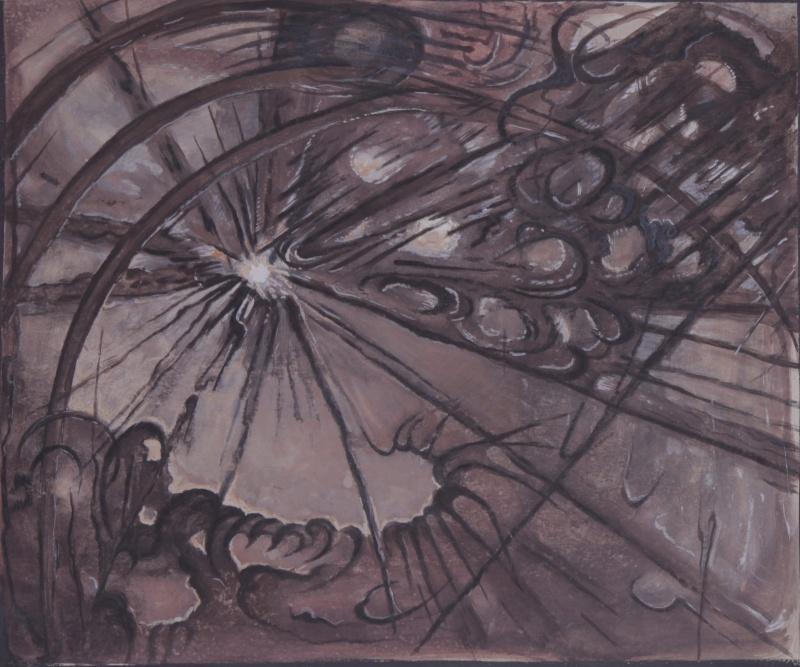 Космос и холст - 3