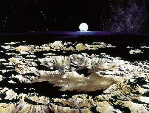 Космос и холст - 4