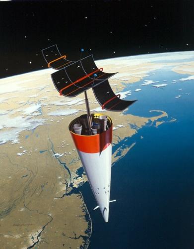 Космос и холст - 5
