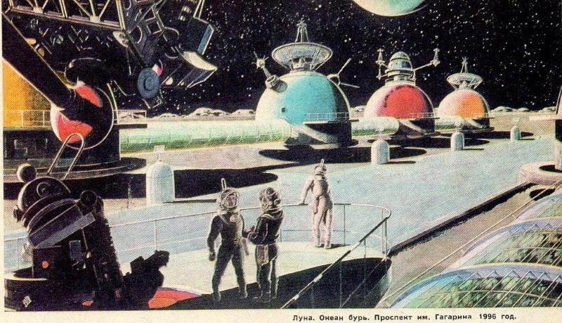 Космос и холст - 6