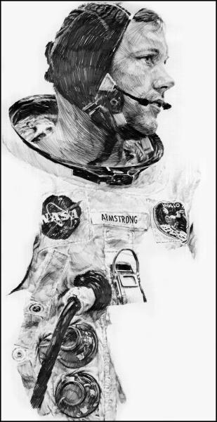 Космос и холст - 8