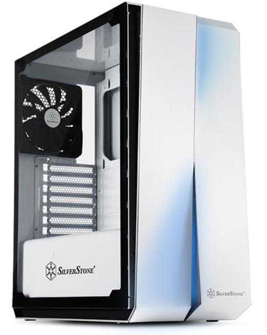 Корпус SilverStone Redline RL07 рассчитан на платы типоразмера ATX
