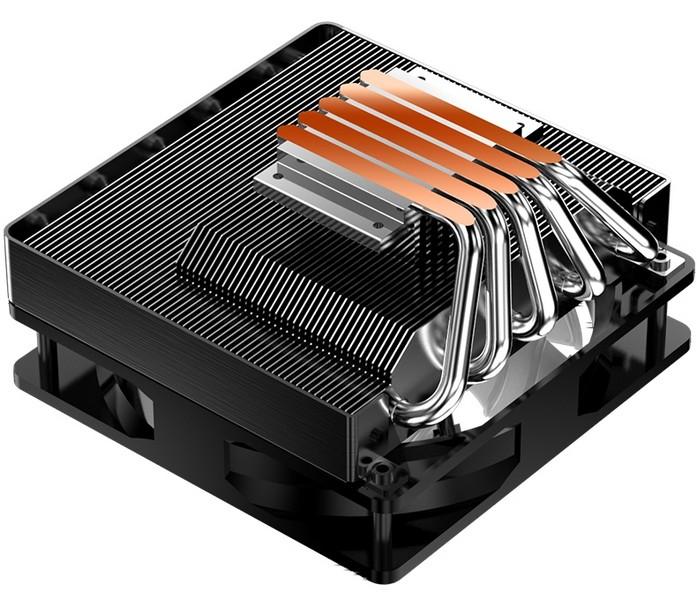Кулер Jonsbo PC-701 может отвести до 135 Вт мощности