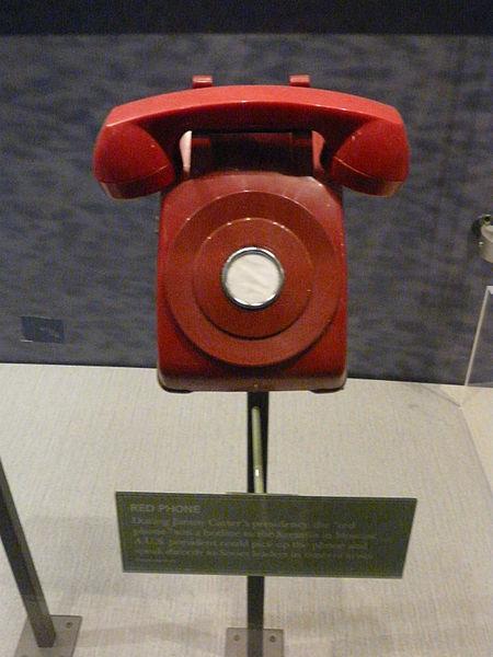 Вашингтон на горячей связи - 23