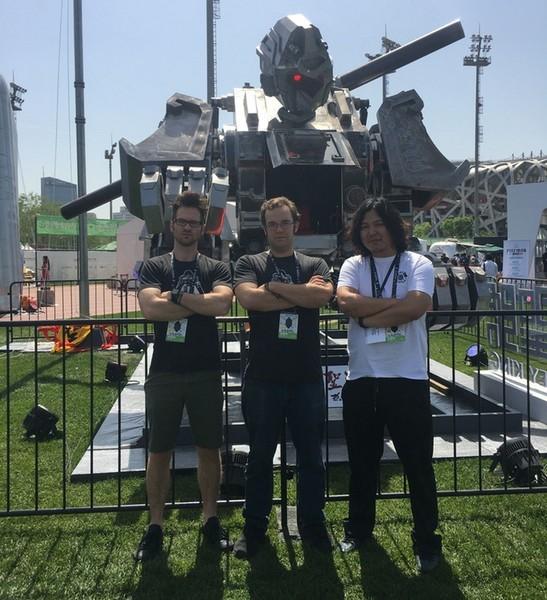 В следующем году может быть проведёт первый турнир по боям гигантских роботов