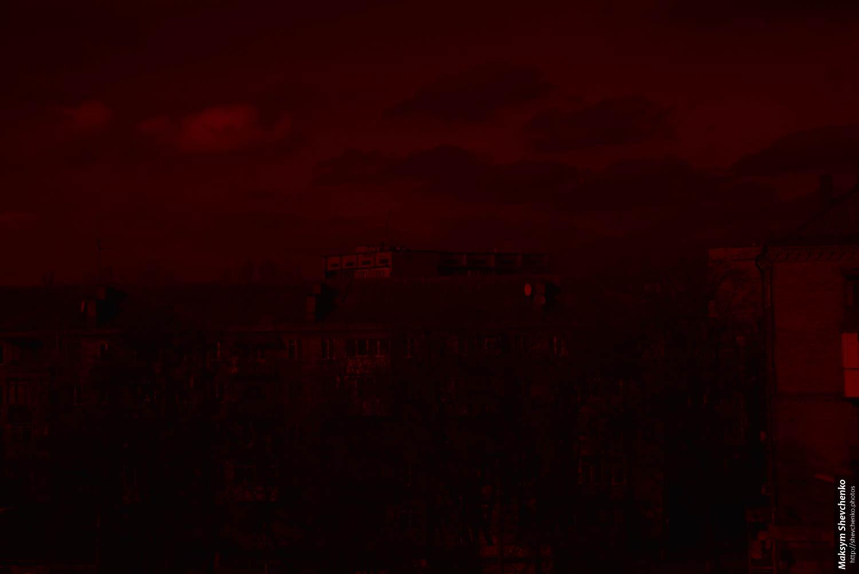 Среднеформатная пленочная фотография в близком инфракрасном спектре - 10