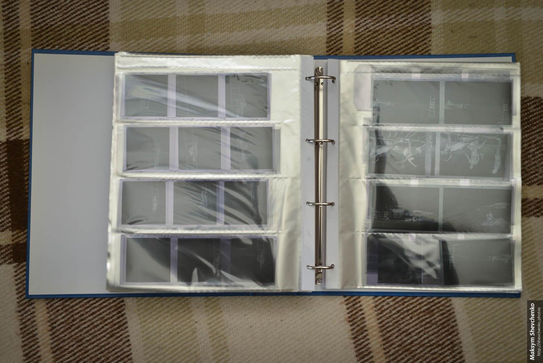 Среднеформатная пленочная фотография в близком инфракрасном спектре - 23