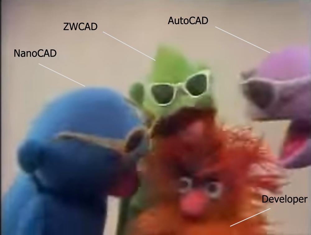 «Как баран на новые ворота» или пользовательские «псевдо-3D» объекты в NanoCAD с помощью MultiCAD.NET API - 7
