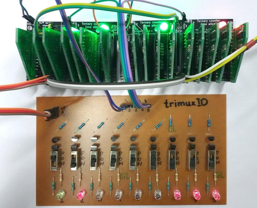 Сказ про резисторы и неонки - 3