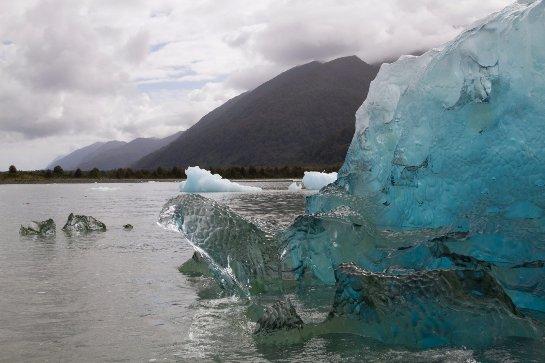 NASA  может точно определить ледники, которые могут наводнить прибрежные города