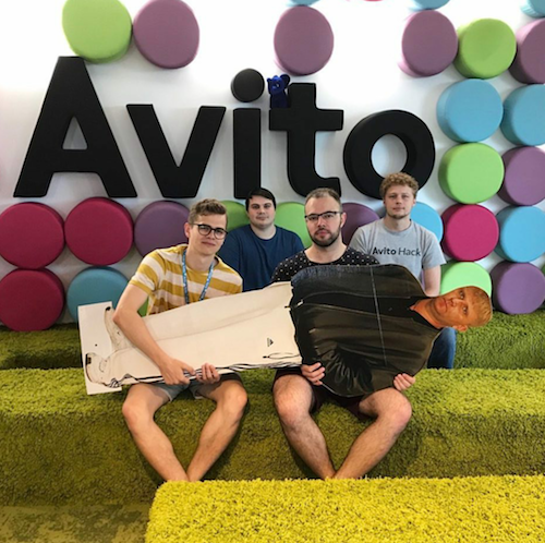 Куда катится техничка с полторашкой: хакатоны в Avito - 13
