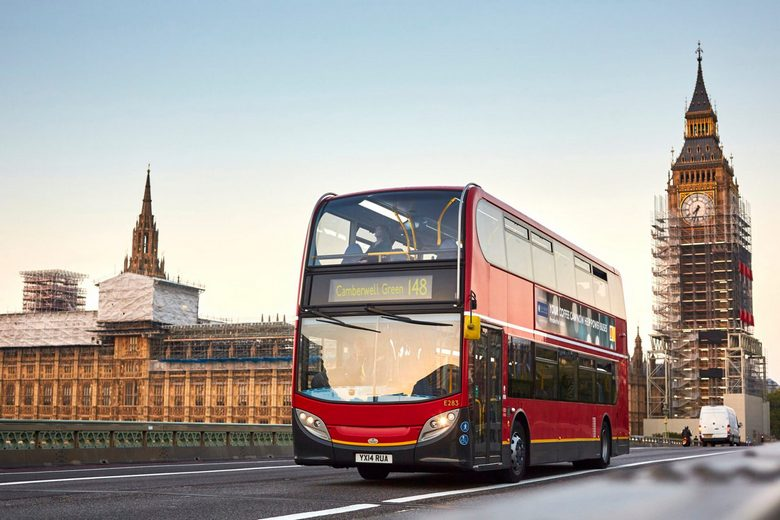 Лондонские автобусы будут использовать в качестве топлива кофе