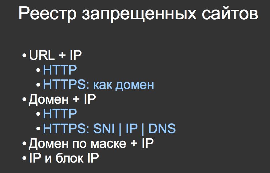 ENOG'14 — влияние блокировок контента на инфраструктуру интернета - 18