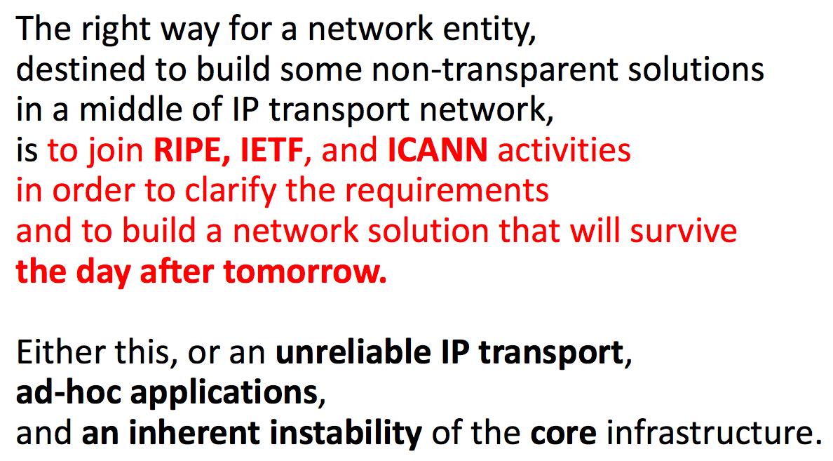 ENOG'14 — влияние блокировок контента на инфраструктуру интернета - 51