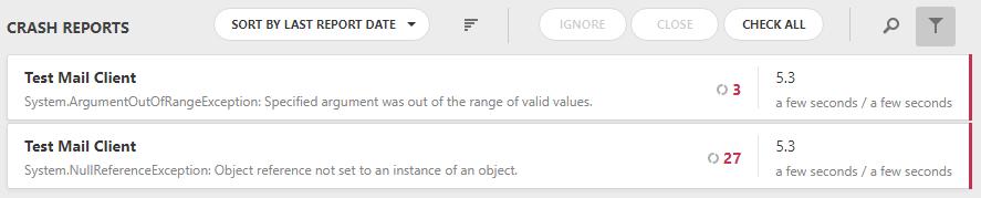 Hello Logify, или мониторим ошибки на установленных приложениях - 3