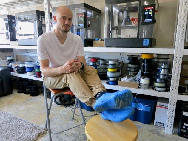 Raise3D: 3D печать на смену традиционному производству обуви - 1