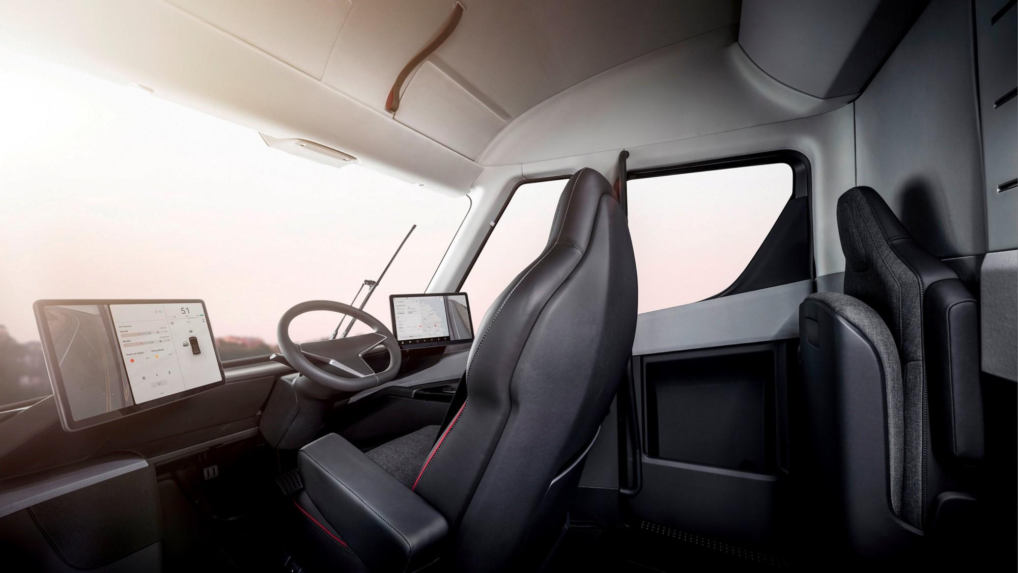 Tesla Semi грузовой электромобиль, с которым придется считаться - 3