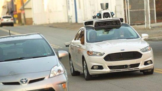 Uber и Volvo заключили выгодную сделку