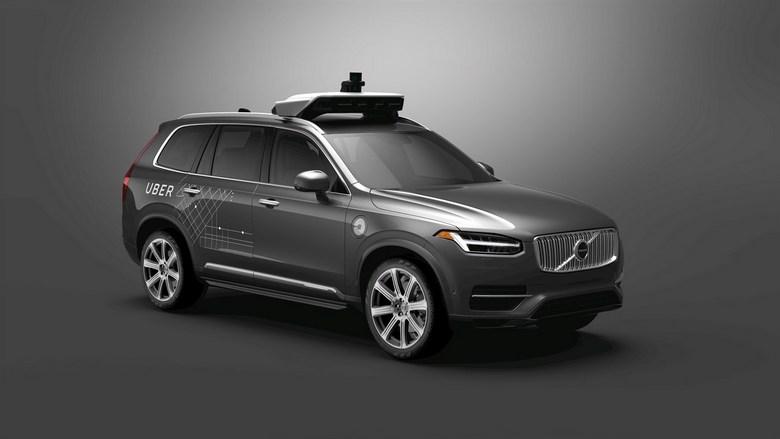Volvo предоставит Uber 24 000 автомобилей XC90