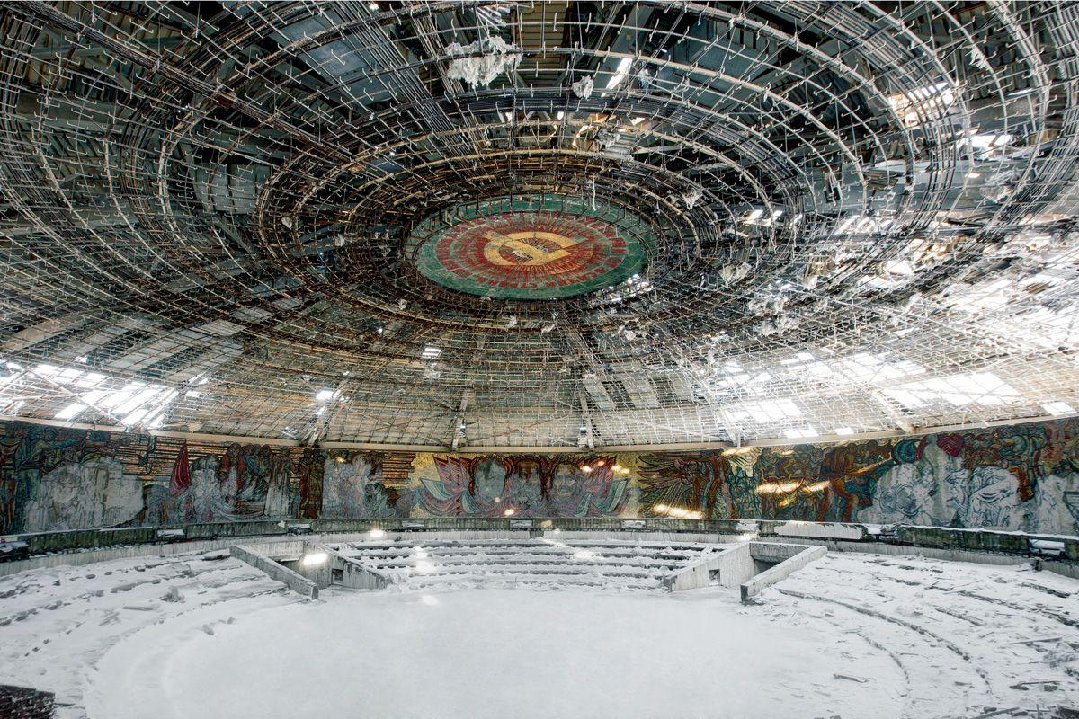 ЦОД на развалинах советской эпохи - 1