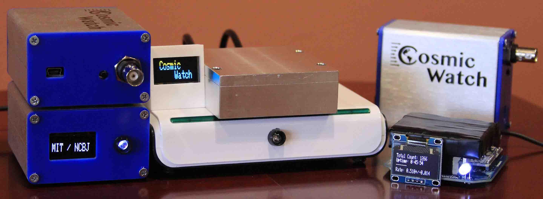 Физики из MIT разработали портативный детектор мюонов ценой в $100 - 1