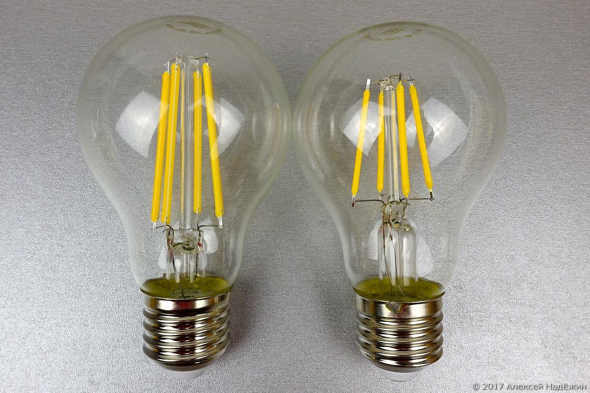 Новые филаментные светодиодные лампы X-Flash - 5