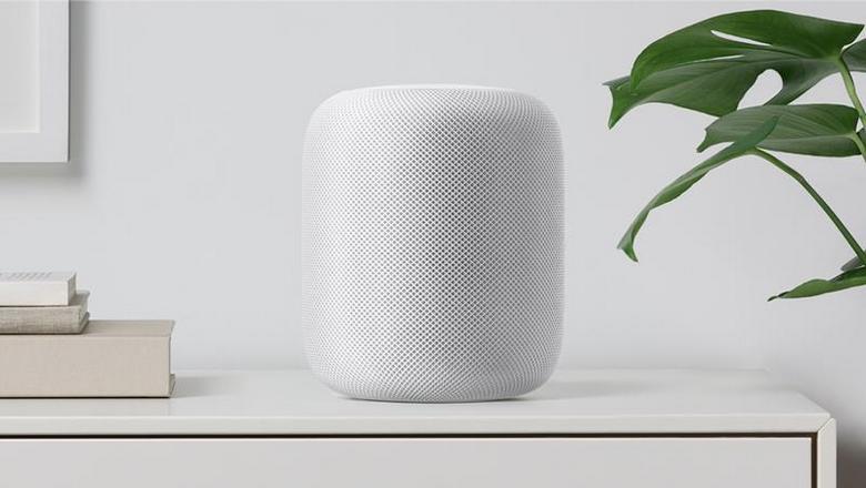 Apple HomePod изначально должна была быть простой акустической системой