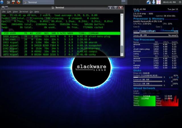 Операционные системы Linux под разные задачи - 12