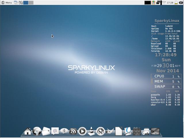 Операционные системы Linux под разные задачи - 14