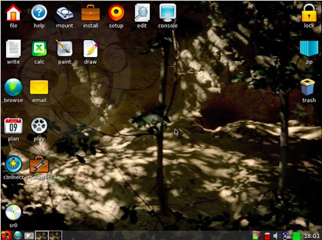 Операционные системы Linux под разные задачи - 26