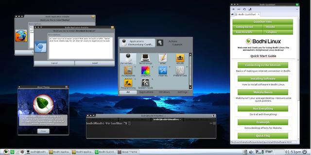 Операционные системы Linux под разные задачи - 30