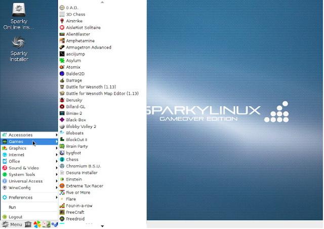 Операционные системы Linux под разные задачи - 34
