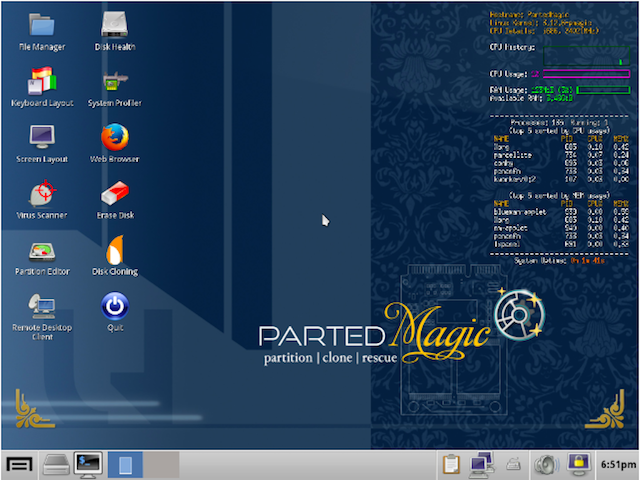Операционные системы Linux под разные задачи - 36
