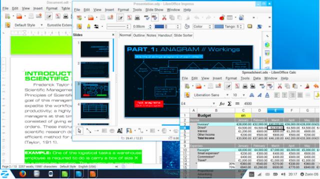 Операционные системы Linux под разные задачи - 7