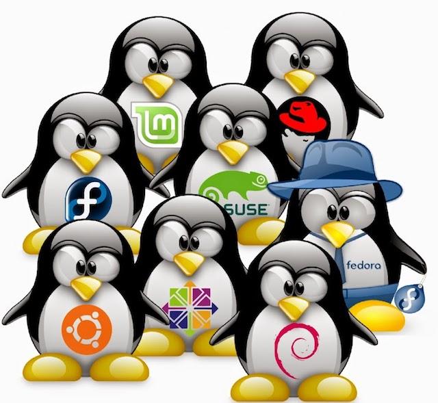 Операционные системы Linux под разные задачи - 1