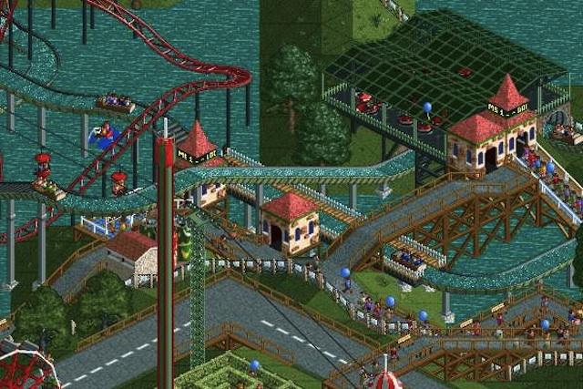 От Elite до Rollercoaster Tycoon: история игр-симуляторов, часть 2 - 37
