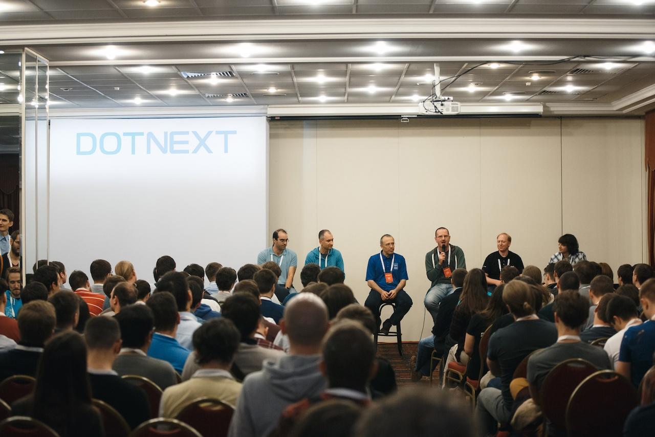 Перформанс во всех смыслах: как прошёл DotNext 2017 Moscow - 11
