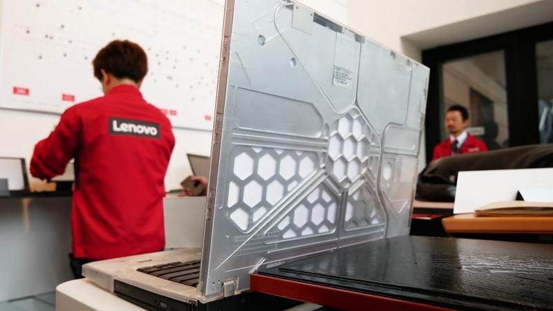 Секретная лаборатория ThinkPad. Репортаж - 11