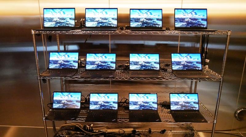 Секретная лаборатория ThinkPad. Репортаж - 1