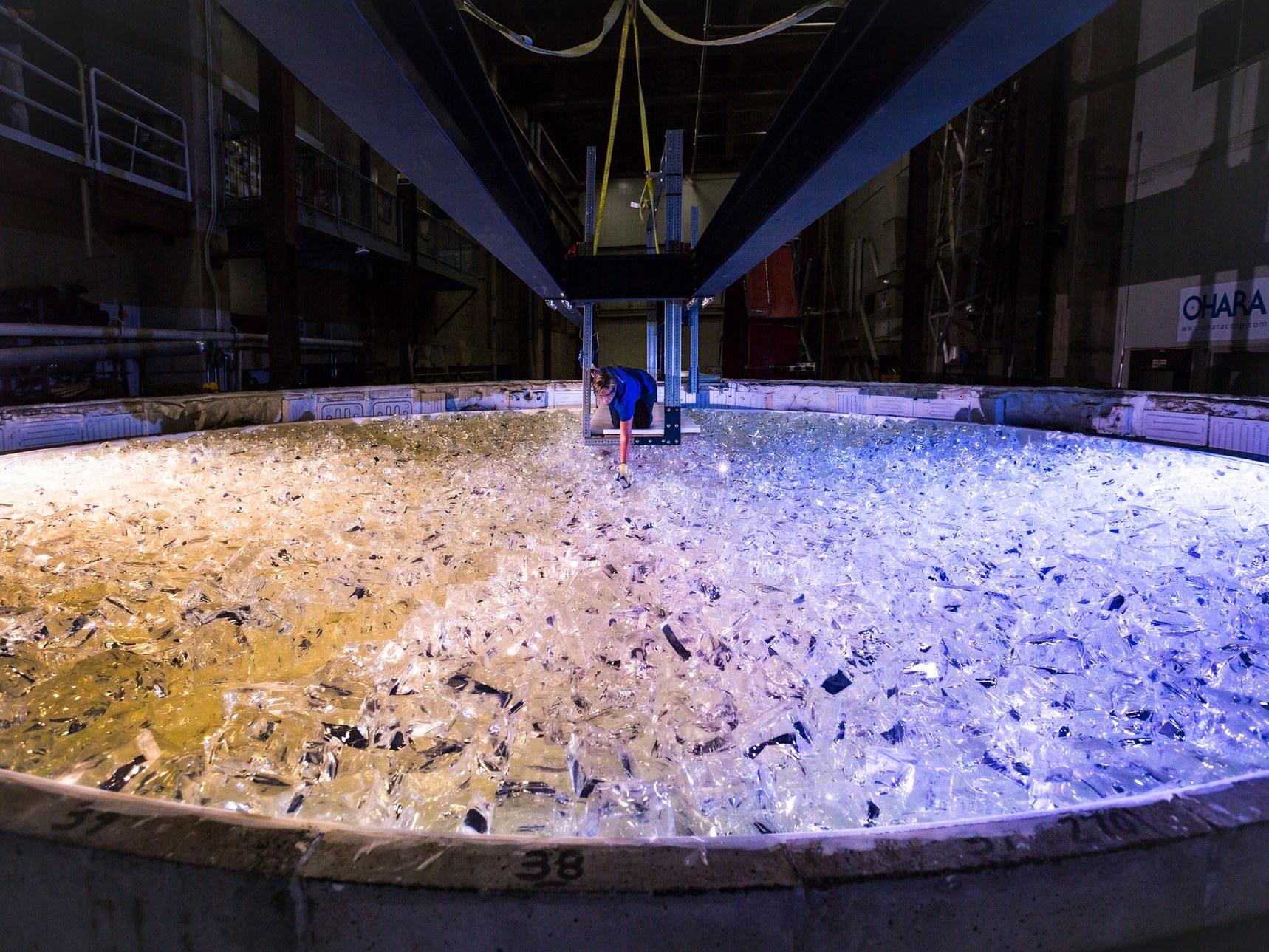 Удивительные инженерные решения для крупнейшего оптического телескопа мира - 1