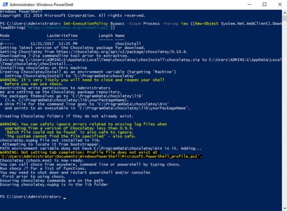 Управляем Windows Server по SSH в облаке Azure Pack Infrastructure - 6