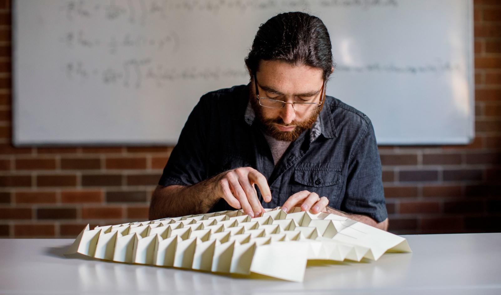 Атомная теория оригами - 1