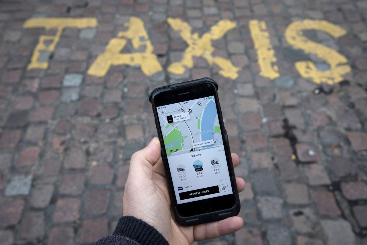 Uber скрыл мощную кибератаку с кражей данных 57 млн клиентов и водителей - 2