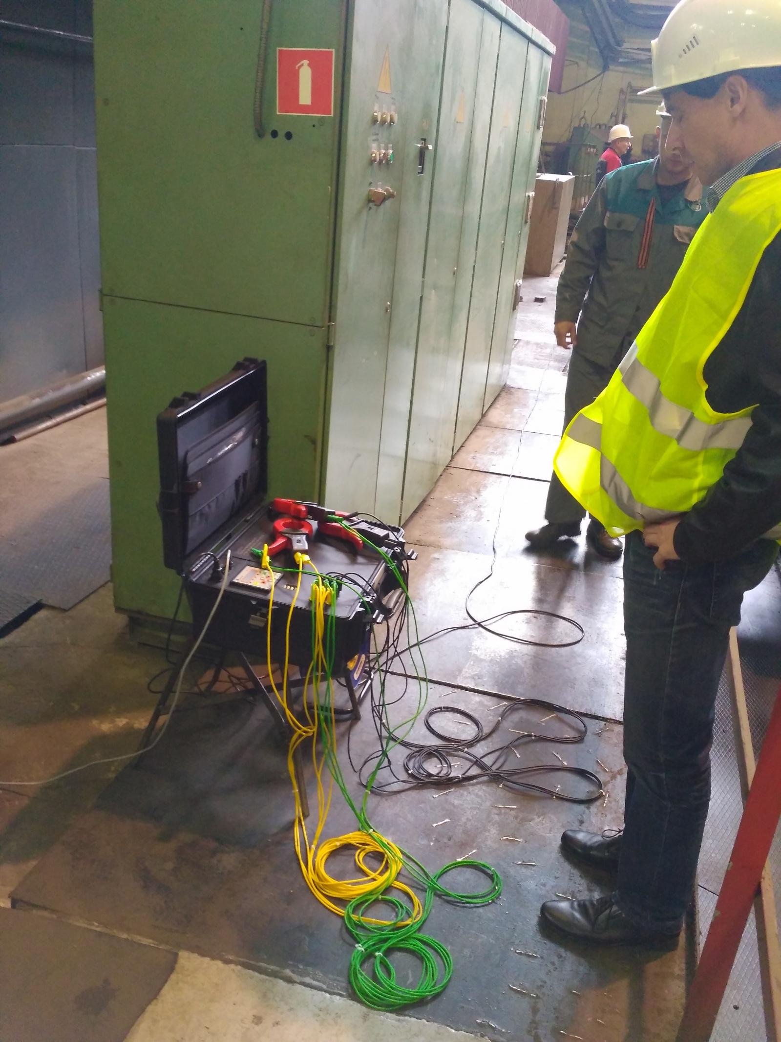 Диагностика промышленных электродвигателей и генераторов по спектру потребляемого тока и предотвращение аварий - 1
