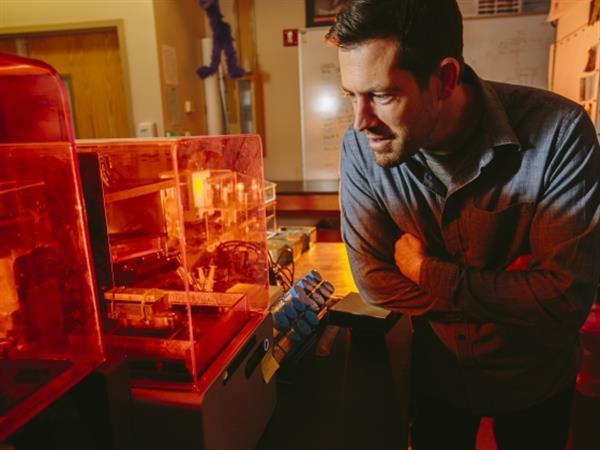 Как превратить метан в материал для 3D-печати - 2